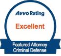 Avvo Rating Excellent Featured Attorney Criminal Defense